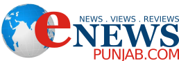 eNews Punjab footer logo